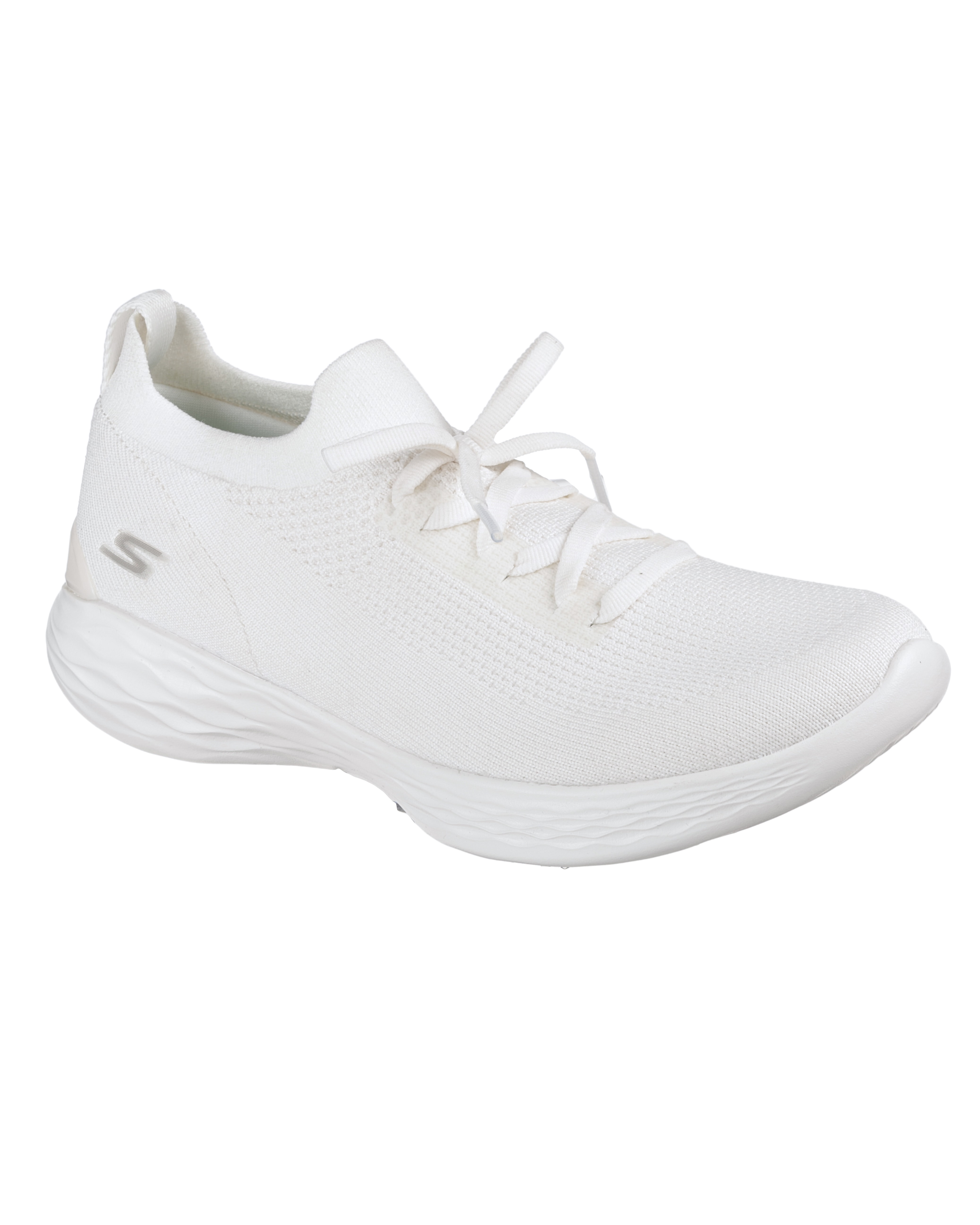 Skechers Womens You Shine - White