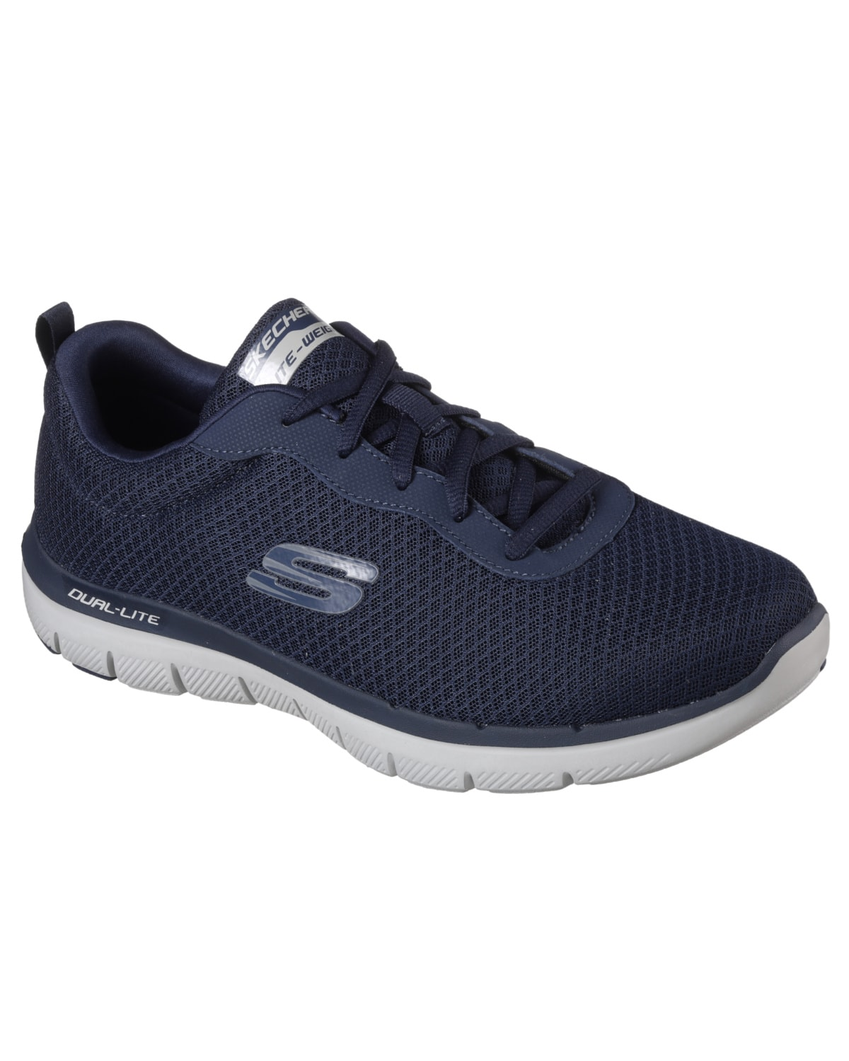Skechers Mens Flex Advantage 2.0 – Navy