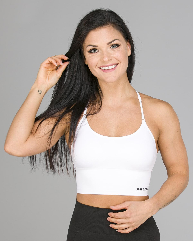 Better Bodies Astoria Seamless Bra – White3