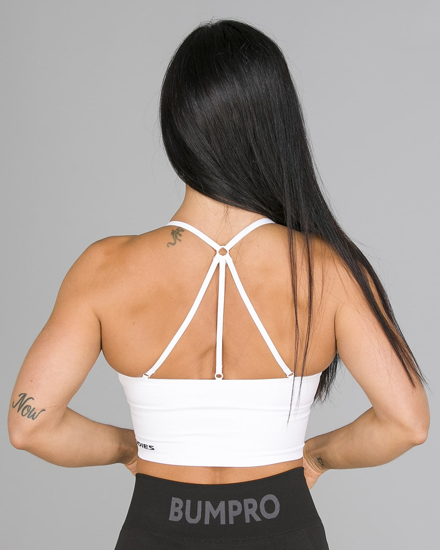 Better Bodies Astoria Seamless Bra – White6