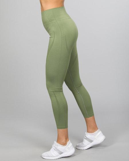 Vortex Leggings - Army Green