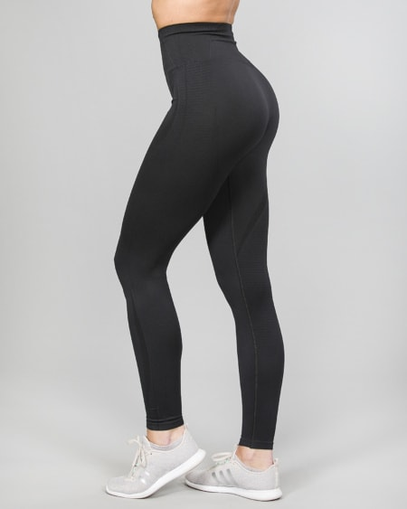 Vortex Leggings - Black