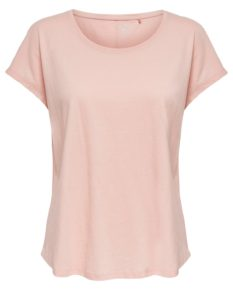 Only Play Mitta Tee 15143830 Silver Pink