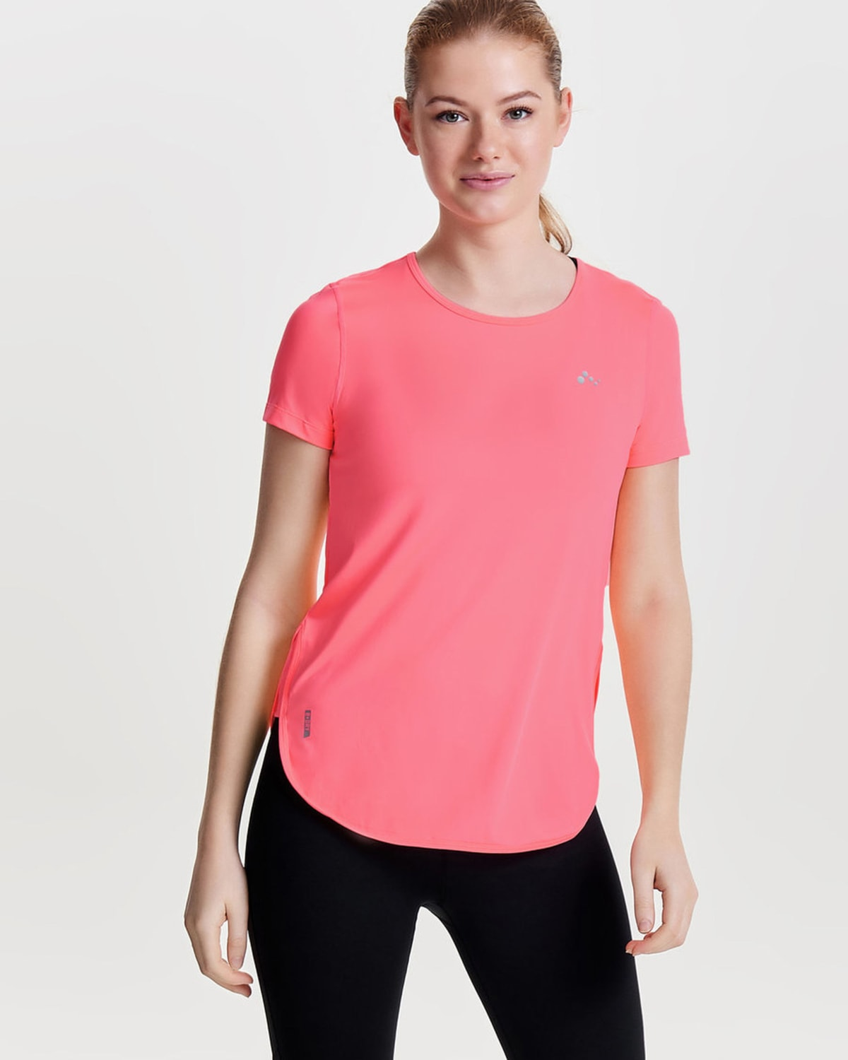 Only Play Vineda Tee 15139520 Lipstick Pink