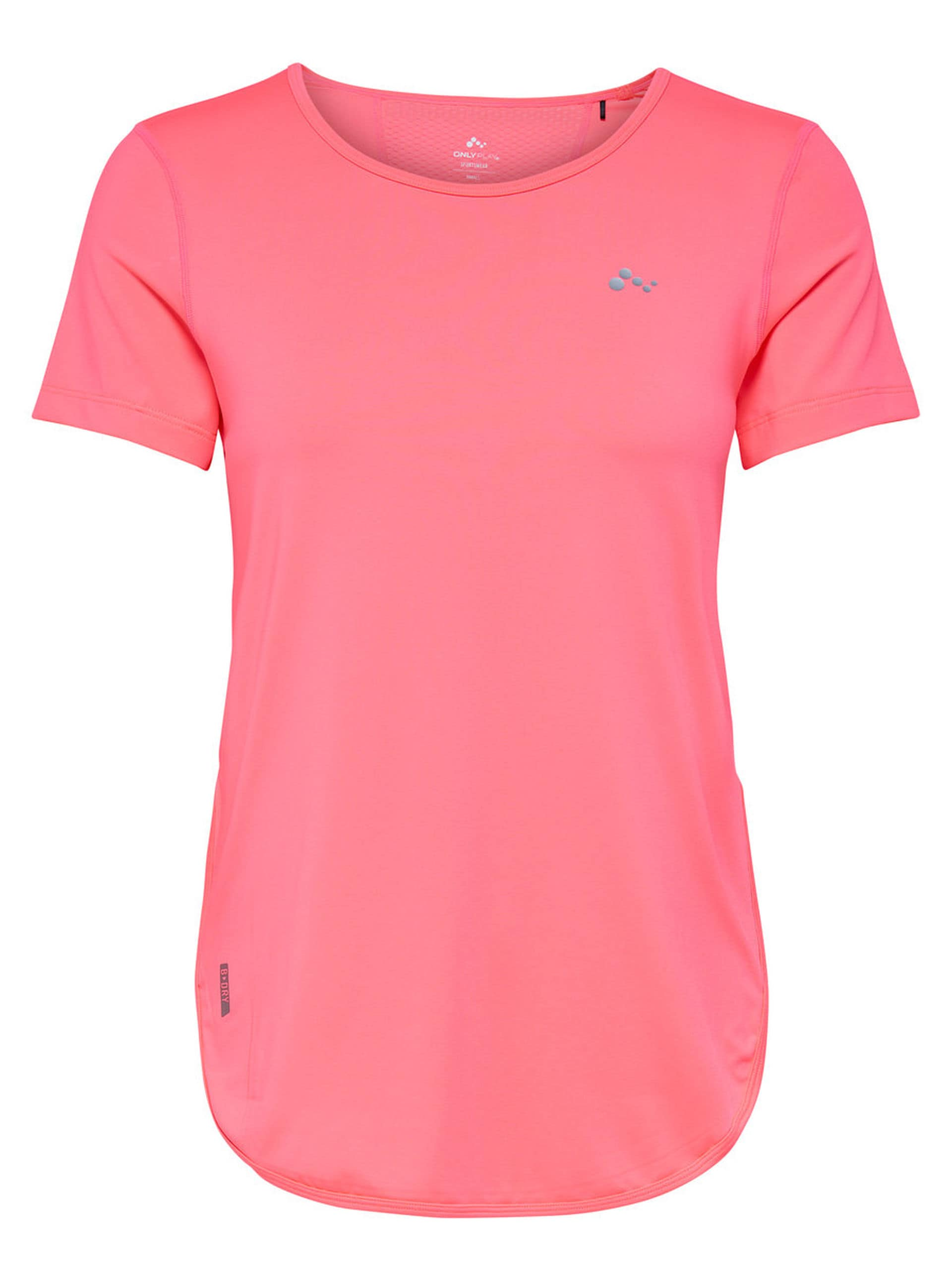 Only Play Vineda Tee 15139520 Lipstick Pink c