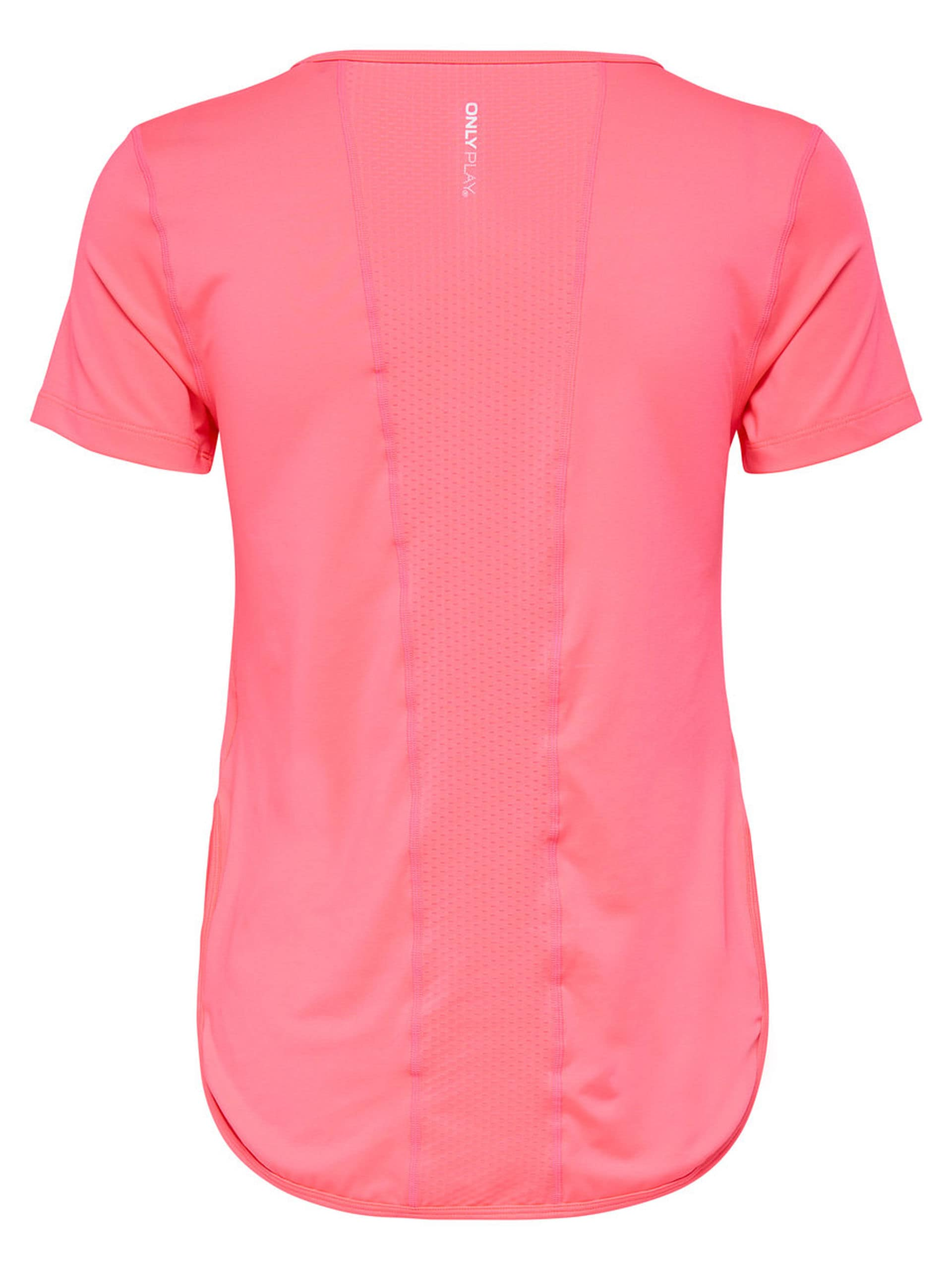 Only Play Vineda Tee 15139520 Lipstick Pink d