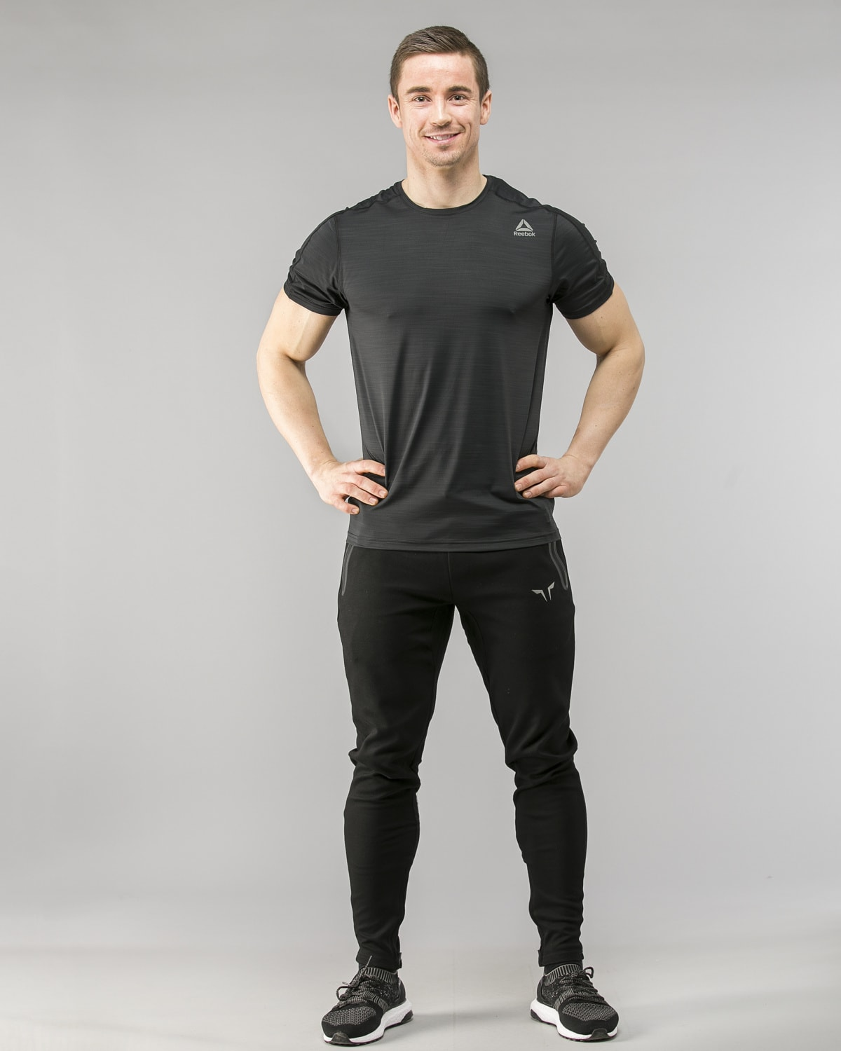 Reebok ActivChill Move T-Shirt – Black cf7877 5