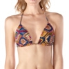 Skiny L. Padded Triangle Ocean Print - Ethnic Paradise