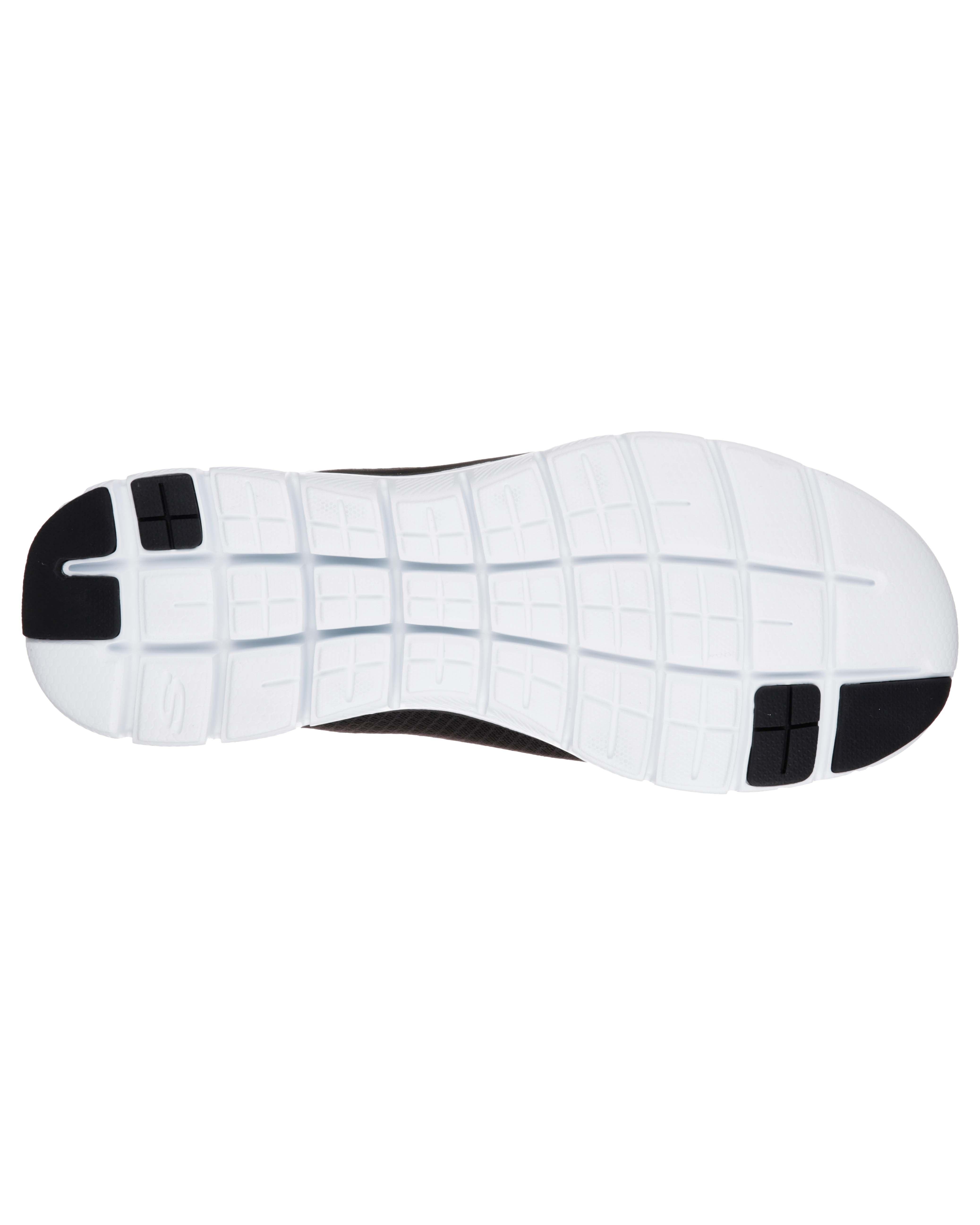 Skechers Mens FleSkechers Mens Flex Advantage 2.0 - Black/Whitex Advantage 2.0 - Black/White