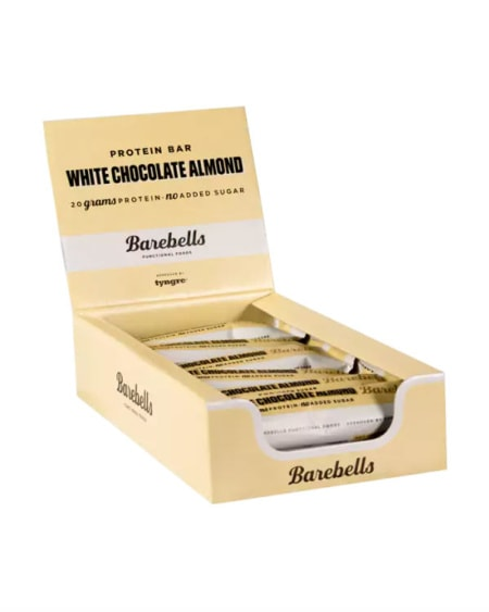 White Chocolate Almond 12x55g
