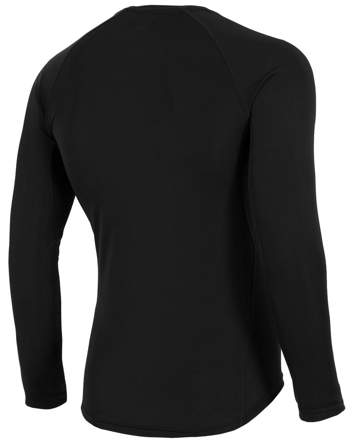4F Men's Functional Long Sleeve – Black