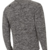 4F Man's Fleece - Dark Grey Melange
