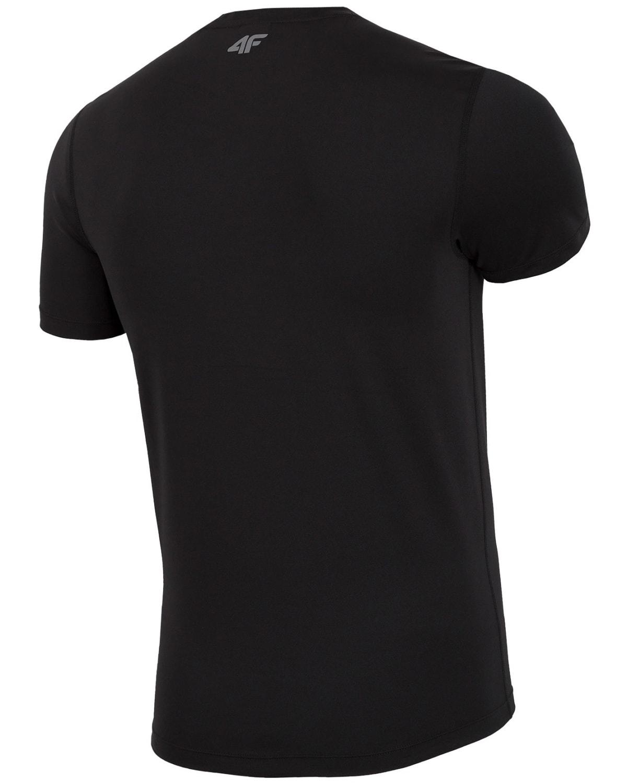 4F Man's Functional T-shirt – Black