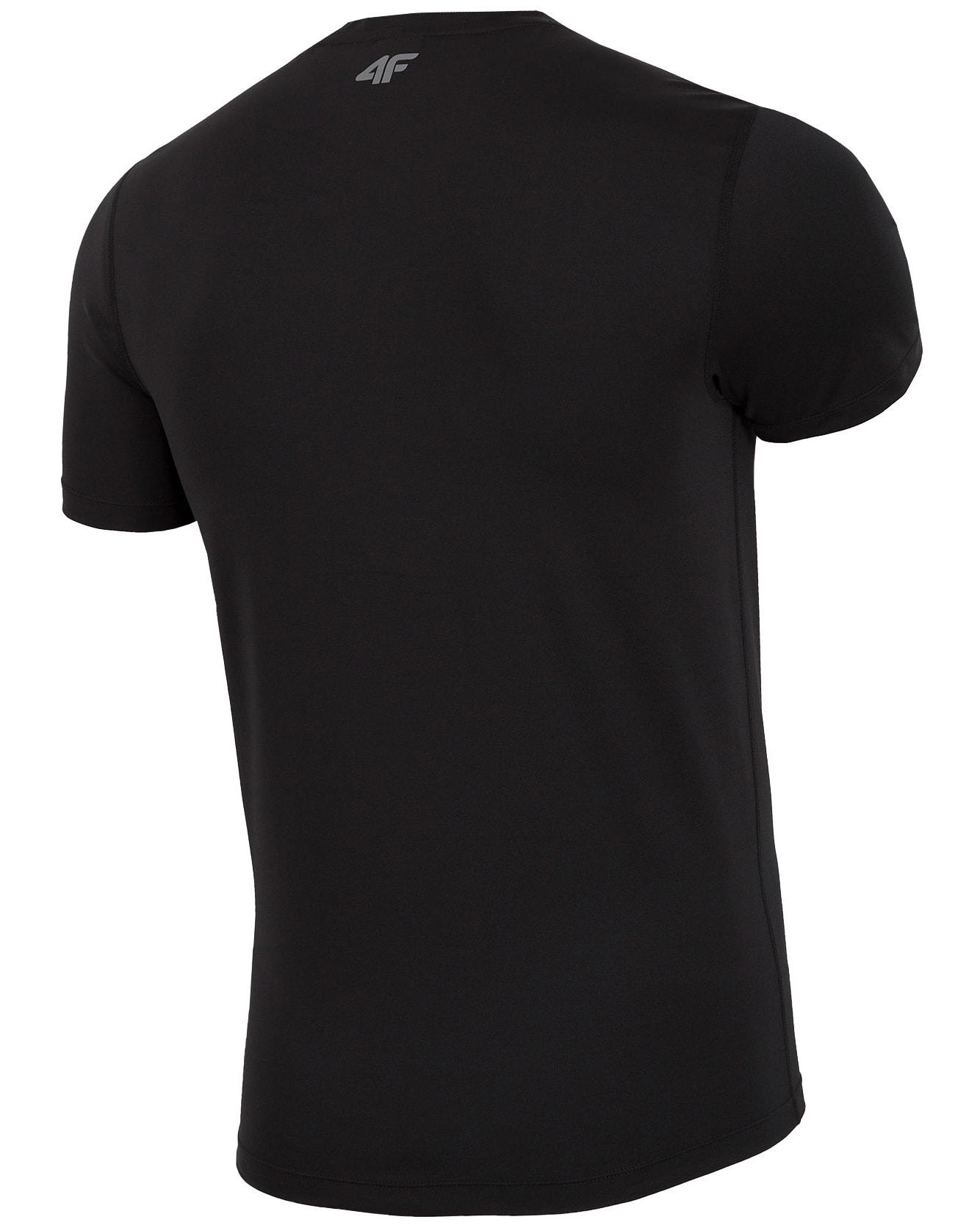 4F Man's Functional T-shirt - Black