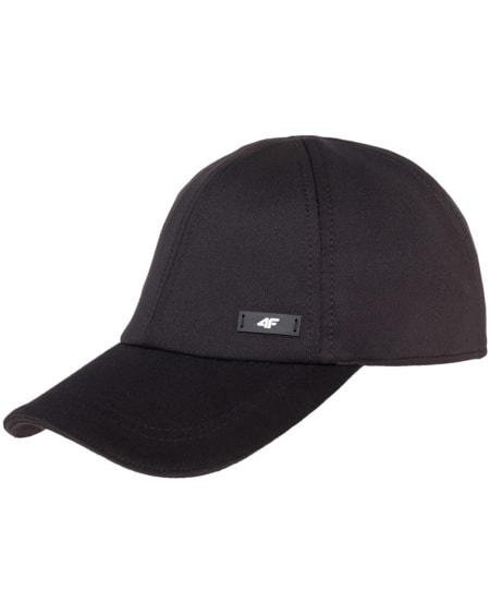 4F Men's Cap - Black