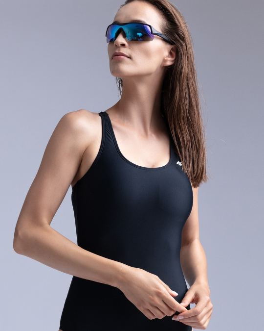 4F Women's One-piece Swimsuit - Black