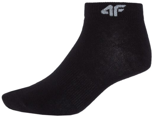 4F Mens Socks Black som001