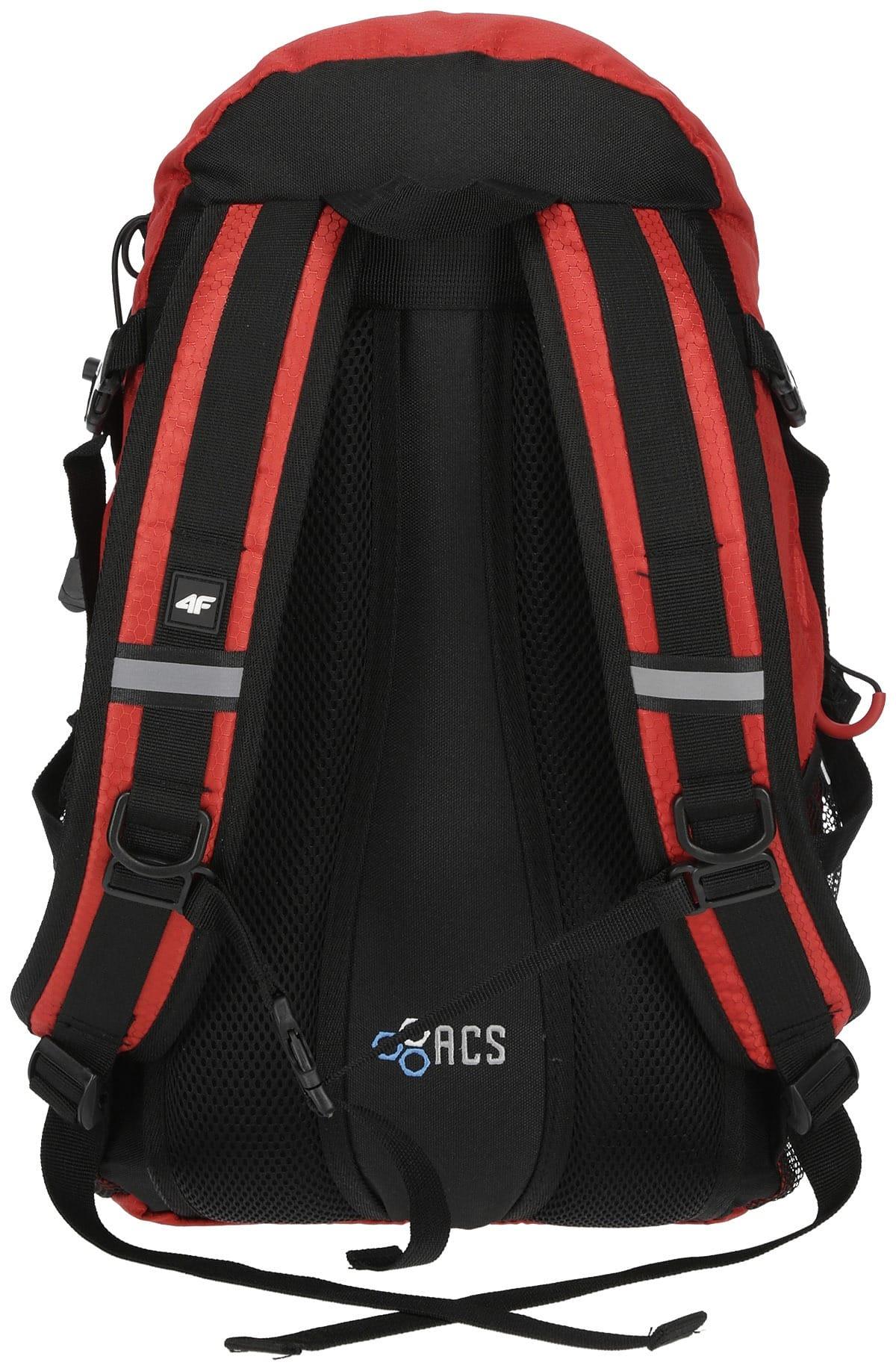 4F Urban Backpack Red pcu017-62s b