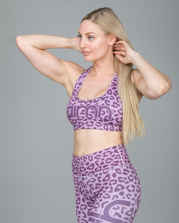 Aim'n Pink Cheetah Bra 18030004 c