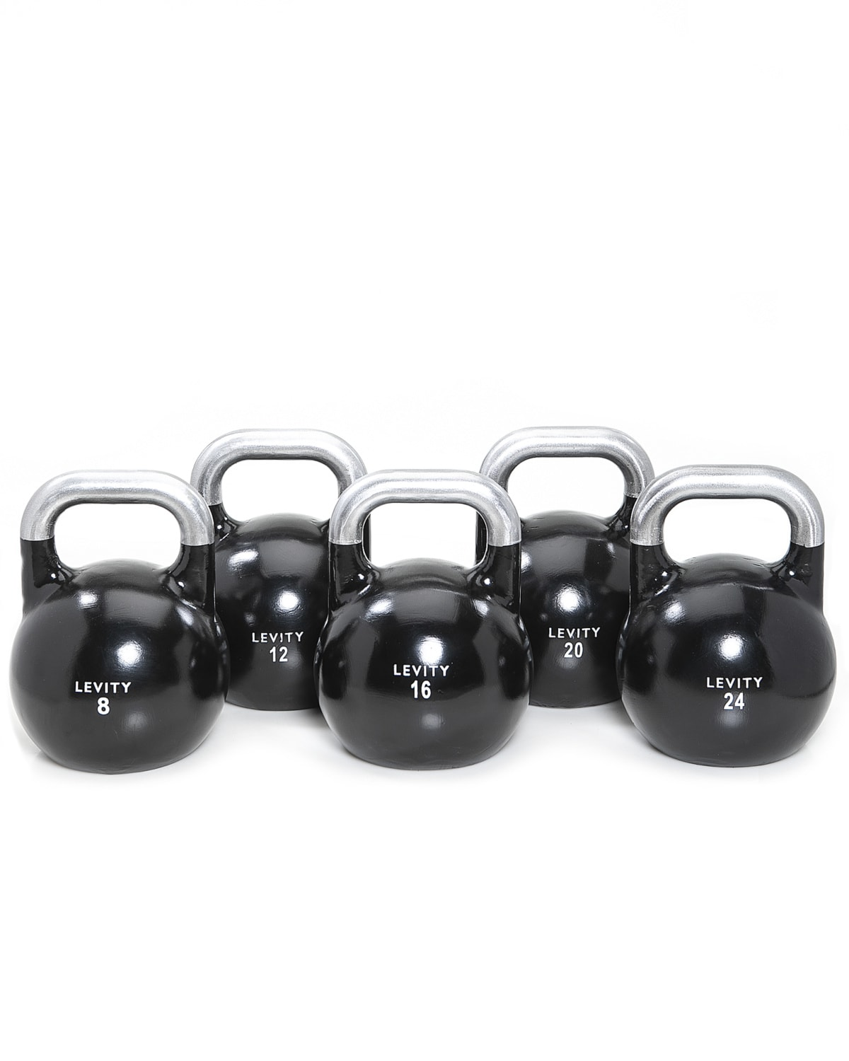 LEVITY Premium Fitness Competition Kettlebells 3