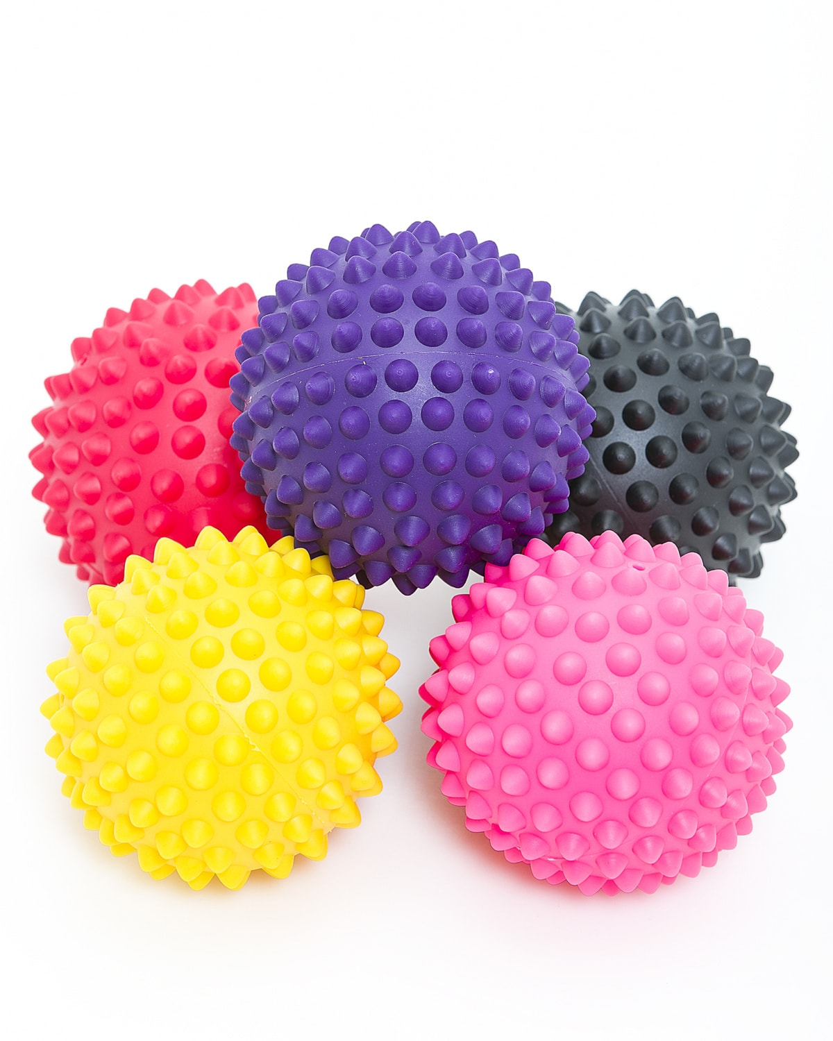 LEVITY Premium Fitness Spiky Trigger Ball d
