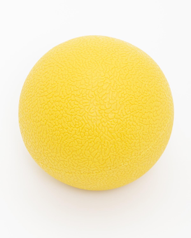 Levity Massage ball PVC Yellow