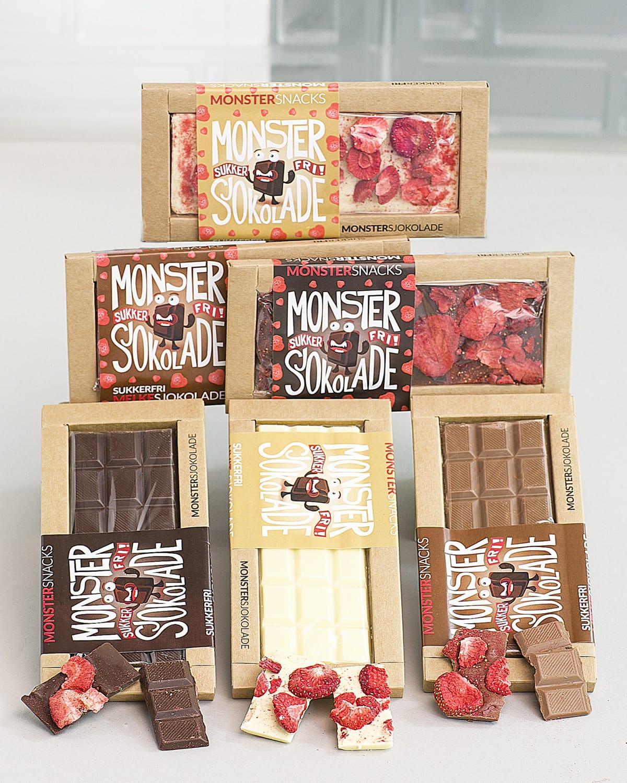 Monster Sjokolade a