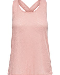Only Play Narcissa Tank Top 15148791 Silver Pink