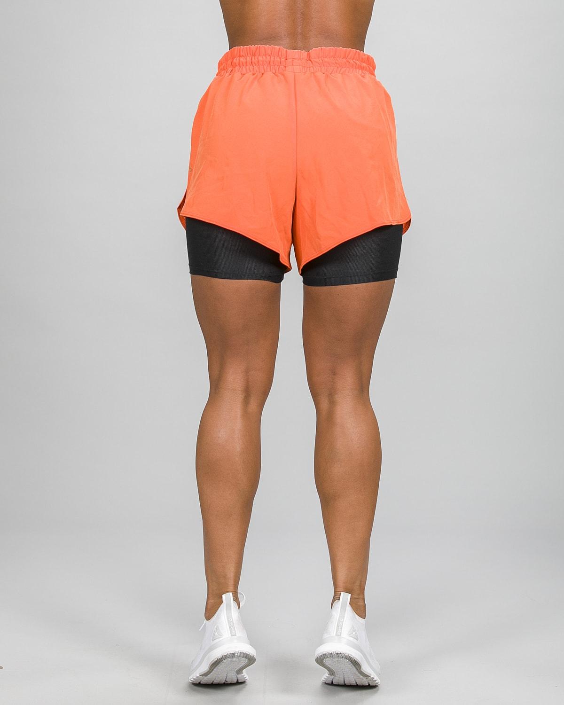 Skiny SK86 Shorts 083111- Blazing Orange d