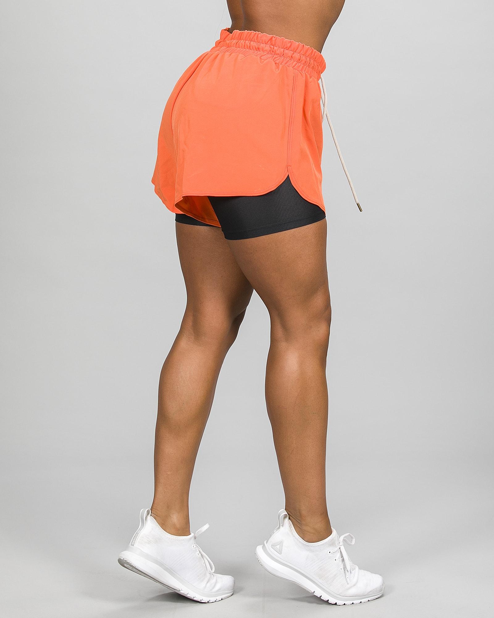Skiny SK86 Shorts 083111- Blazing Orange e