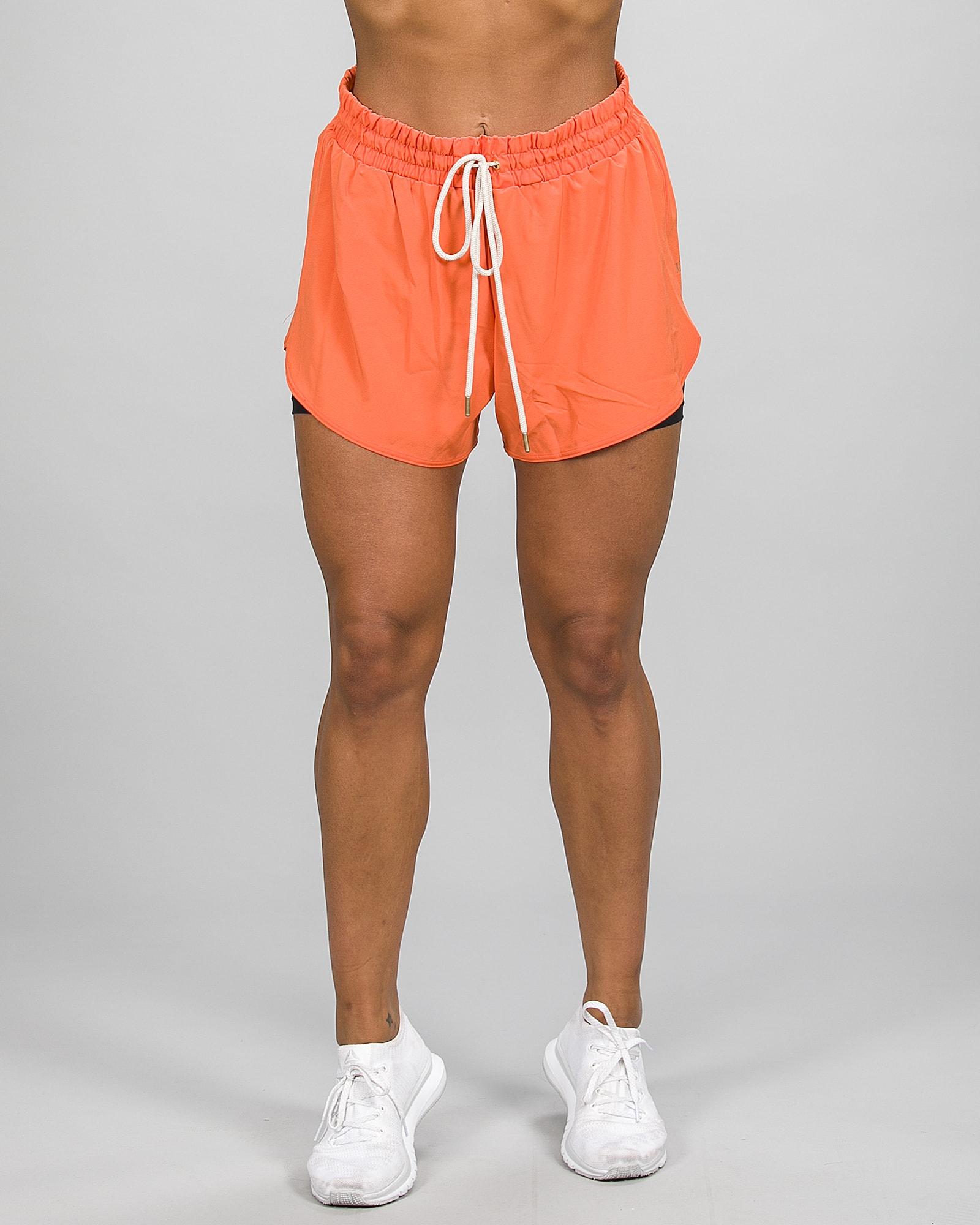 Skiny SK86 Shorts 083111- Blazing Orange