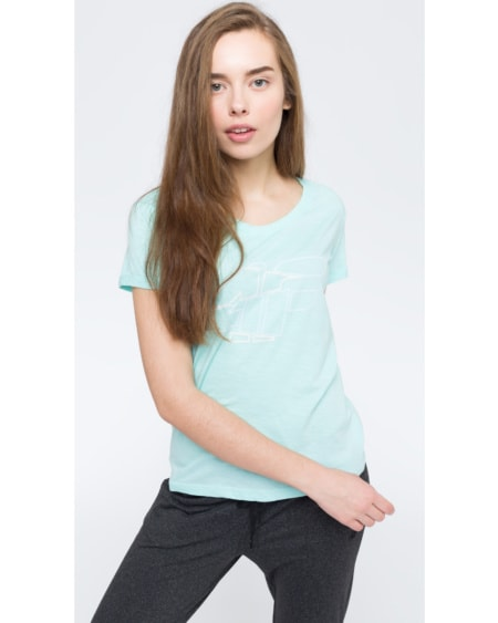4F Women's T-Shirt - Mint