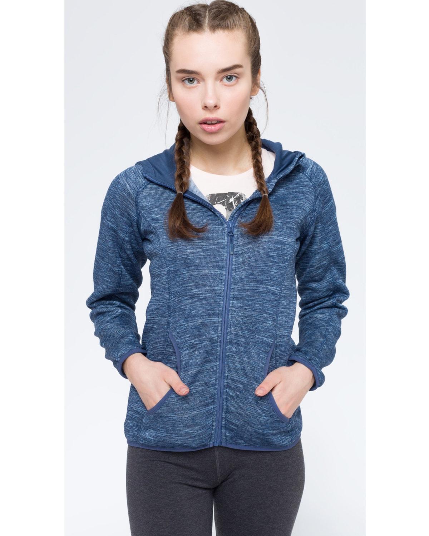 4F Women's Fleece – Denim Melange