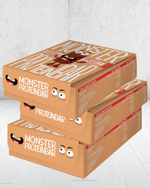 monster-proteinbar-best-smak-crispy-uten-sukker