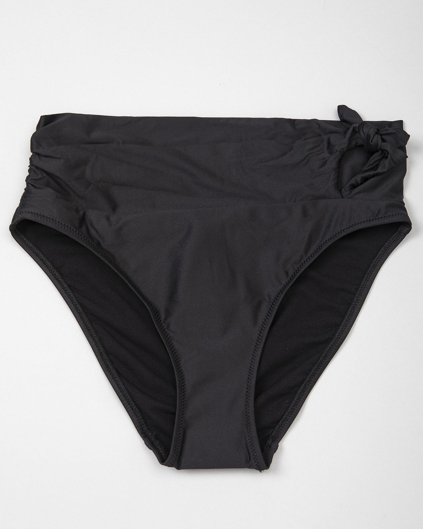 Antigel L'estivale Chic Bikini Bottom fba0316-0005 Black e