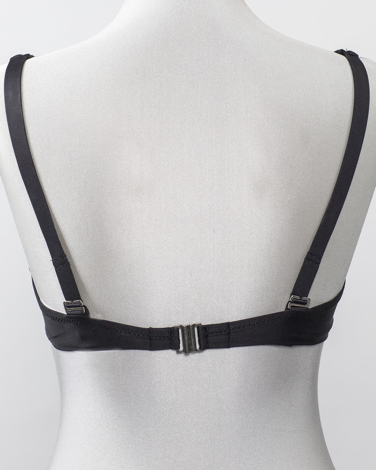 Antigel L'estivale Chic Bikini Top - Black fba3216-0005 c