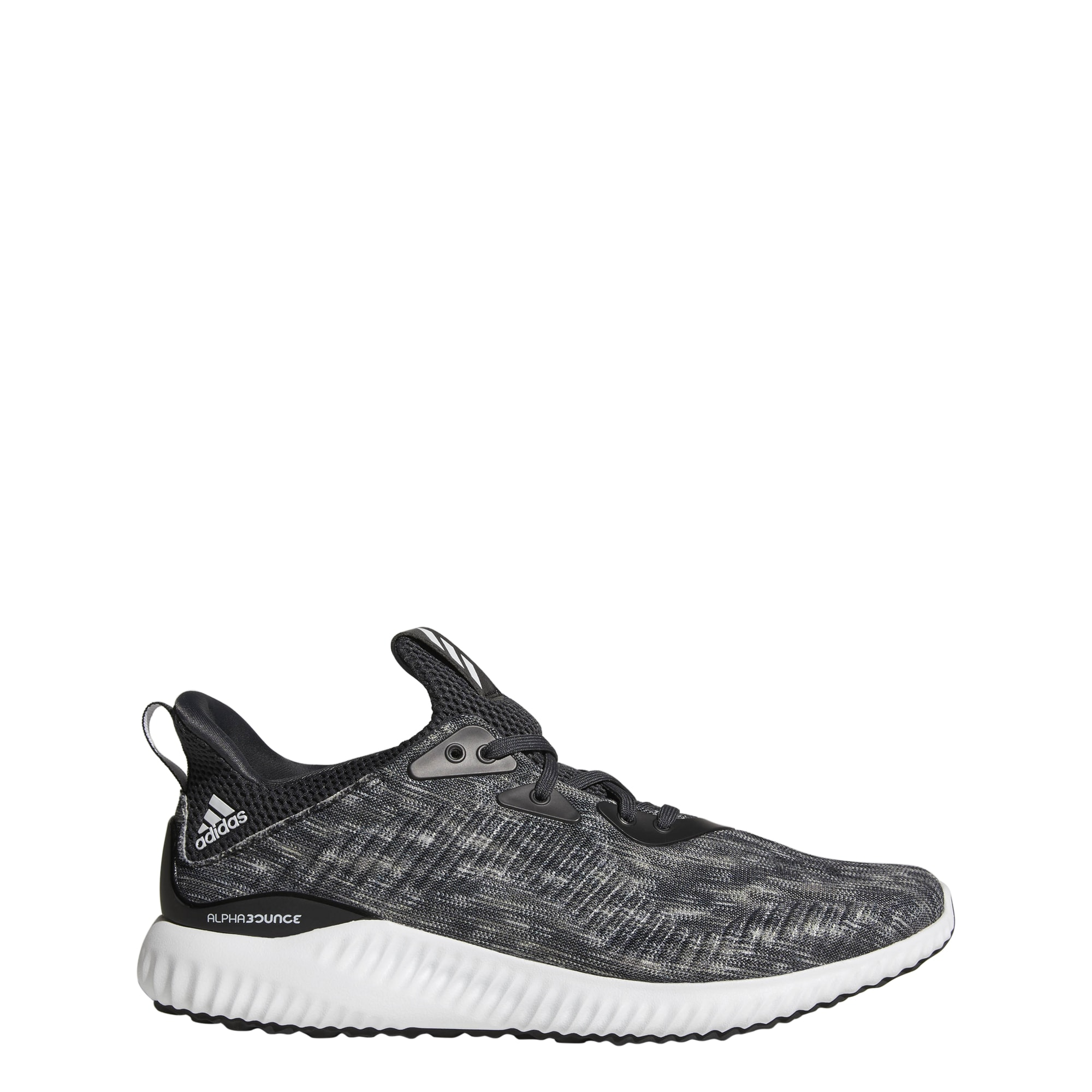 new product c2cc8 45908 Adidas Alphabounce - Core Black - Tights.no