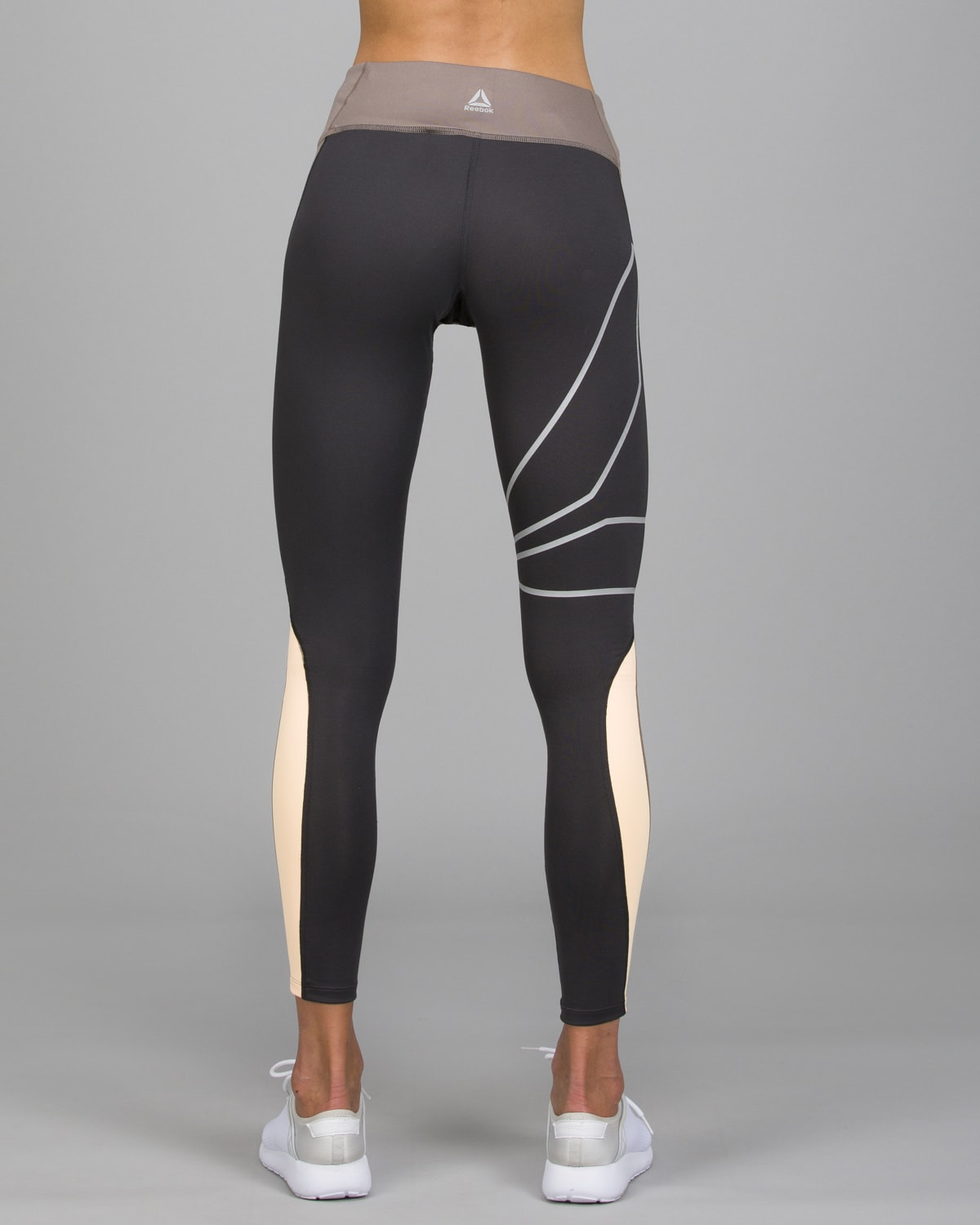 Reebok Running SpeedWick Tights.Smoky Taupe3
