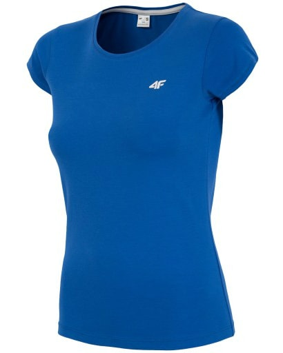 4F Womens T-shirt Blue tsd002-33s b