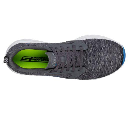 Skechers Mens Go Run Ride 7 Charcoal 55200 e