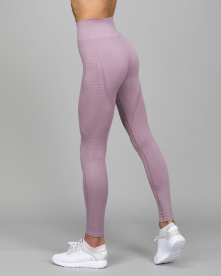 Vortex Leggings - Dusty Pink