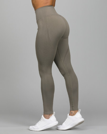 Vortex Leggings - Khaki