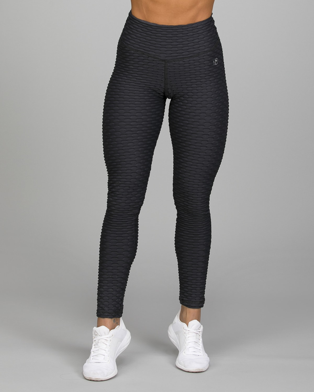ABS2B Fitness Black Zero Flaw High Rise Leggings2