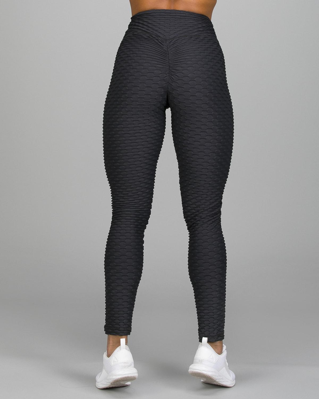 ABS2B Fitness Black Zero Flaw High Rise Leggings4