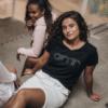 Aim'n Black Logo T-Shirt 2.0 18070001 d