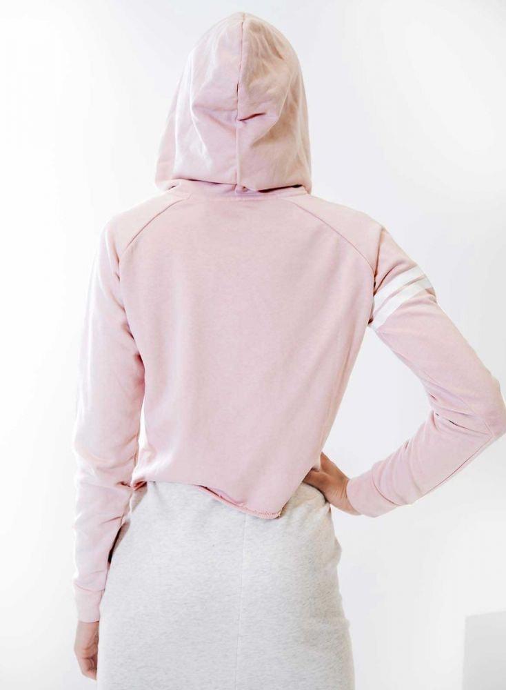 Aim'n Pink Crop Hoodie 18050003 b