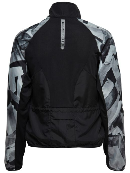 Only Play Dayo Run Jacket 15154477 – Black d