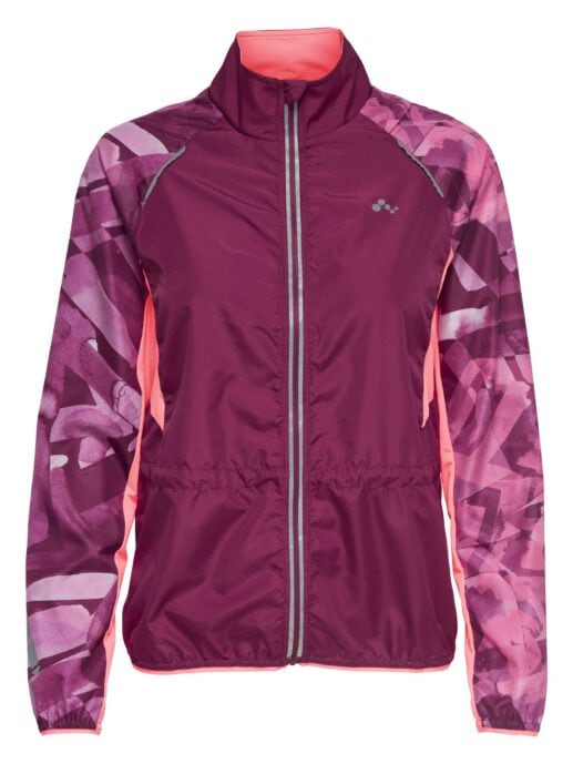 Only Play Dayo Run Jacket 15154477 – Rhododenron b