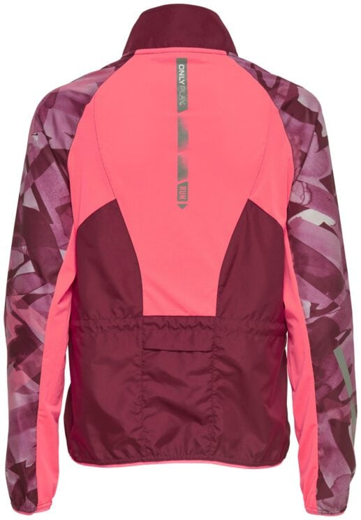 Only Play Dayo Run Jacket 15154477 – Rhododenron d