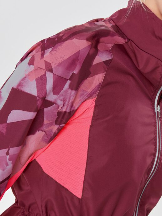 Only Play Dayo Run Jacket 15154477 – Rhododenron f
